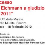 Il processo Eichmann 1961- 2011