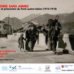 En guerre sans armes. Réfugiés et prisonniers du front austro-italien (1915-1918)