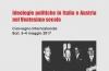 Ideologie politiche in Italia e Austria nel Ventesimo secolo