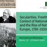 Secularities
