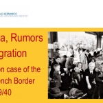 Propaganda, Rumors and Migration