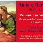 Italia e Germania 1943-1945 – Memorie e riconciliazione. Rapporto della commissione storica italo-tedesca