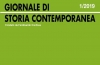 Giornale di storia contemporanea – 1/2019