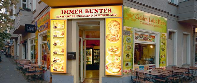 Mostra Immer Bunter Berlin
