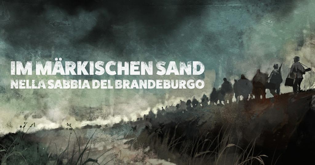 Nella sabbia del Brandenburgo
