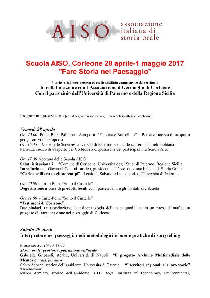 Scuola Aiso Corleone 2017 - Programma provvisorio-page-001