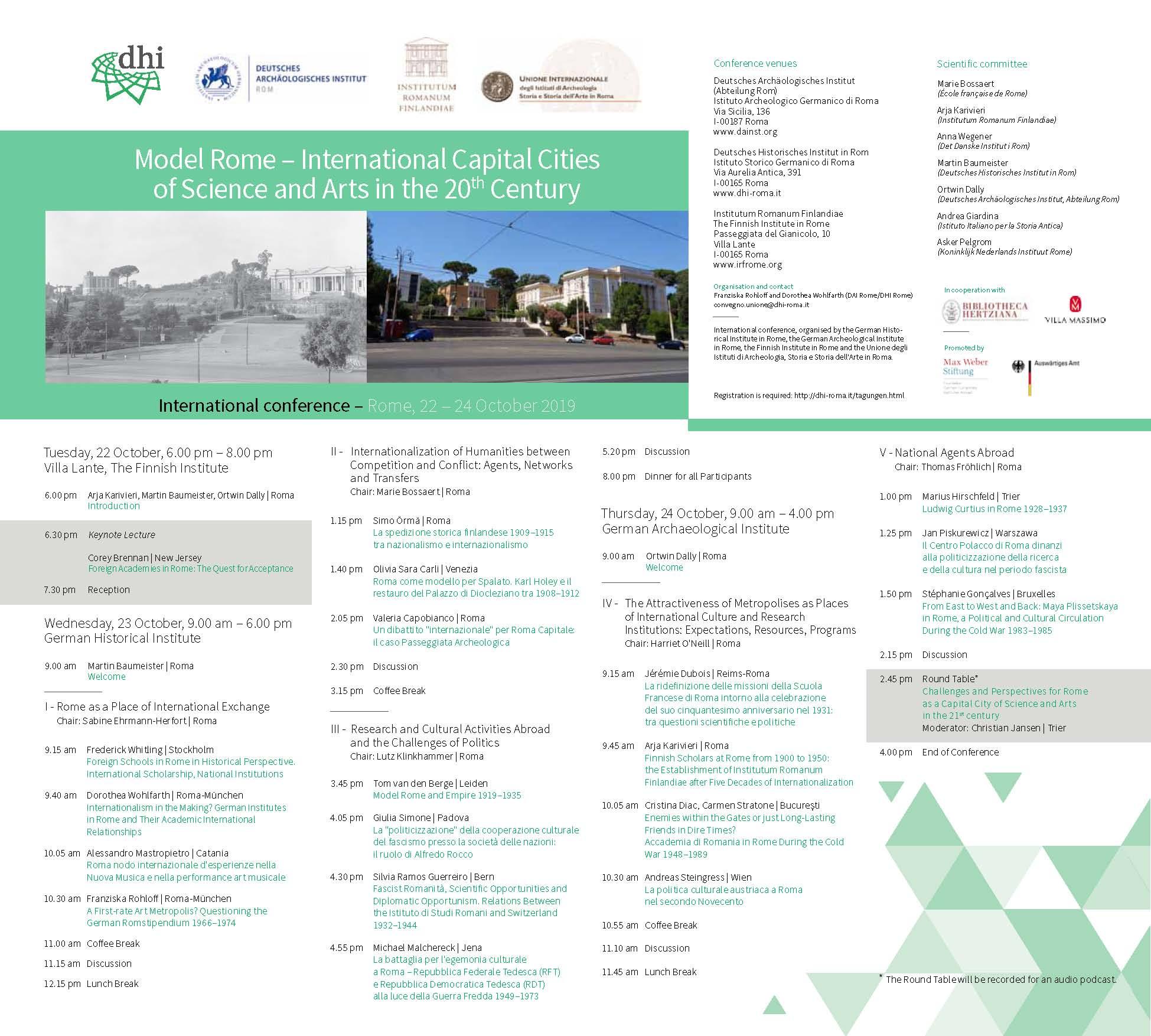 20191022-24_Programm_Model Rome_WEB