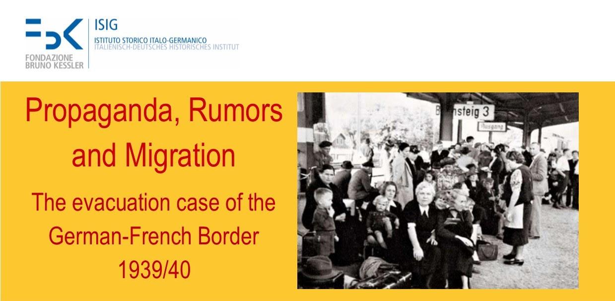 Propaganda Rumors