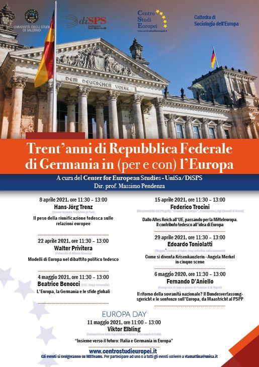 Manifesto Germania Europa 2021